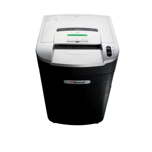 Aktenvernichter Mercury RLX20 bis 20 Blatt 4x40mm Partikelschnitt Rexel 2102446 (Sicherheitsstufe P-4) Produktbild