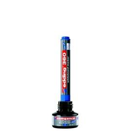 Whiteboardmarker-Nachfülltusche BTK25 für 28+29+250+361+363 25ml blau Edding 4-BTK25003 Produktbild