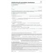 Arbeitsvertrag gewerblich A4 2 Blatt RNK 502/10 (PACK=10 STÜCK) Produktbild