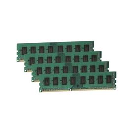 Kingston ValueRAM - DDR3 - 32 GB: 4 x 8 GB - DIMM 240-PIN - 1333 MHz / PC3-10600 - CL9 Produktbild