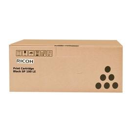 Toner für Aficio SP100/110 1200 Seiten schwarz Ricoh 407166 Produktbild