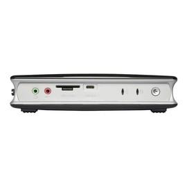 ZOTAC ZBOX B Series BI324 - Barebone - Mini-PC - 1 x Celeron N3060 / 1.6 GHz - HD Graphics 400 - GigE Produktbild