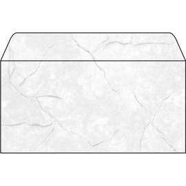 Briefumschläge Inkjet+Laser+Kopier DIN lang 90g Granit grau gummiert Sigel DU184 (PACK=50 STÜCK) Produktbild