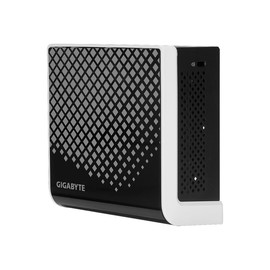 Gigabyte BRIX GB-BLCE-4000C (rev. 1.0) - Barebone - Ultra Compact PC Kit - 1 x Celeron N4000 / 1.1 GHz - UHD Graphics Produktbild