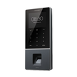 Zeiterfassungssystem mit RFID Kartenleser + Fingerprintsensor + PIN inkl. Standard-Software Safescan TM-828 Produktbild Additional View 1 S