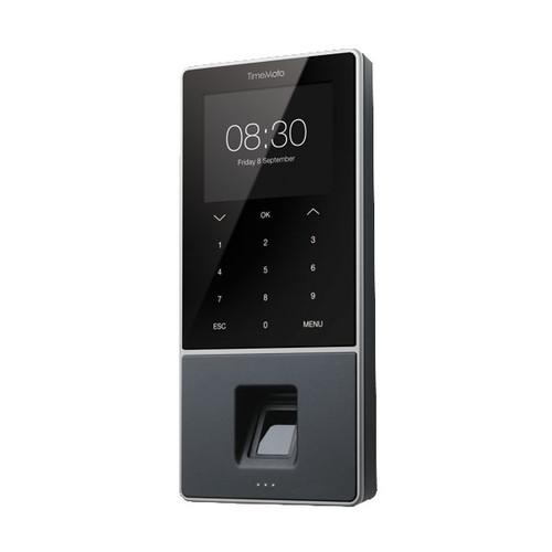 Zeiterfassungssystem mit RFID Kartenleser + Fingerprintsensor + PIN inkl. Standard-Software Safescan TM-828 Produktbild Additional View 1 L