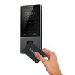 Zeiterfassungssystem mit RFID Kartenleser + Fingerprintsensor + PIN inkl. Standard-Software Safescan TM-828 Produktbild Additional View 3 S