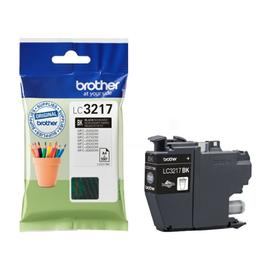 Tintenpatrone für MFC-J5330/5730/6530 550 Seiten schwarz Brother LC-3217BK Produktbild