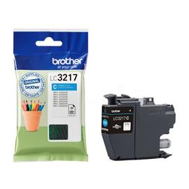 Tintenpatrone für MFC-J5330/5730/6530 550 Seiten cyan Brother LC-3217C Produktbild
