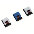 Rollenclip S mit Klemmrollen-Automatik 33x43mm grau selbstklebend MAUL 62410-84 Produktbild Additional View 1 S