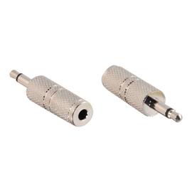 C2G - Audio-Adapter - Mono Mini-Stecker (M) bis Stereo Mini-Klinkenstecker (W) Produktbild