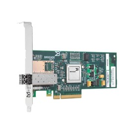 HPE 81B 8Gb 1-port PCIe Fibre Channel Host Bus Adapter - Hostbus-Adapter - PCIe 2.0 x4 / PCIe x8 Low-Profile - 8Gb Produktbild