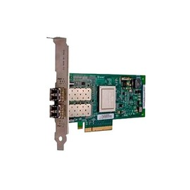 QLogic 2662 - Hostbus-Adapter - PCIe Low-Profile - 16Gb Fibre Channel x 2 - für PowerEdge R520, R530, R620, R715, Produktbild