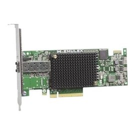 Emulex LightPulse LPe16000B - Hostbus-Adapter - PCIe 2.0 x8 - 16Gb Fibre Channel x 1 - für PowerEdge R530, Produktbild