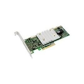 Microsemi Adaptec SmartRAID 3101-4i - Speichercontroller (RAID) - 4 Sender/Kanal - SATA 6Gb/s / SAS 12Gb/s Produktbild