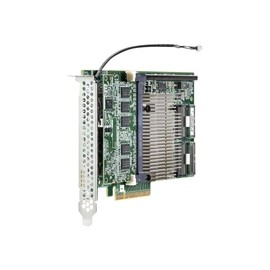 HPE Smart Array P840/4GB with FBWC - Speichercontroller (RAID) - 16 Sender/Kanal - SATA 6Gb/s / SAS 12Gb/s - Produktbild
