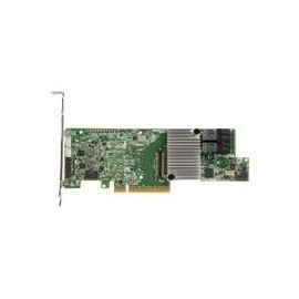 LSI MegaRAID SAS 9361-8i - Speichercontroller (RAID) - SATA 6Gb/s / SAS 12Gb/s Low Profile - 12 GBps - RAID Produktbild