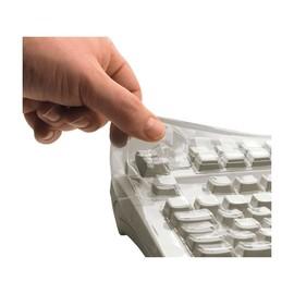 CHERRY WetEx European Layout with Windows Keys - Tastatur-Abdeckung - für P/N: G85-23100DEAESP-, G85-23100FR-0, Produktbild