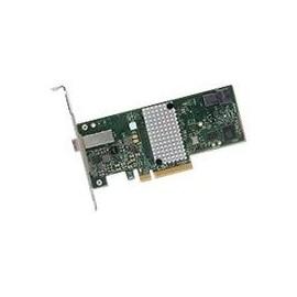 LSI SAS 9300-4i4e SGL - Speicher-Controller - 8 Sender/Kanal - SATA 6Gb/s / SAS 12Gb/s low profile - Produktbild