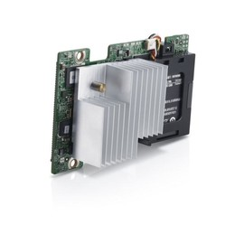 Dell PERC H310 Adapter - Speichercontroller (RAID) - 8 Sender/Kanal - SATA 6Gb/s / SAS 6Gb/s Produktbild