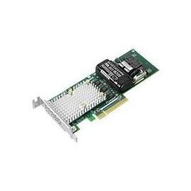 Controller / SATA/SAS/SmartRAID 3162-8i/e Single / 8Port Int / 12Gb/s / 8-Lane PCIe Gen 3 / 2 GB DDR7 / Produktbild