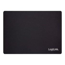 LogiLink Mouse Pad - Mauspad - Schwarz Produktbild