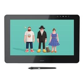 Wacom Cintiq Pro 16 - Digitalisierer mit LCD Anzeige - 34.5 x 19.4 cm - Multi-Touch - elektromagnetisch - Produktbild