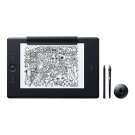 Wacom Intuos Pro Paper Edition Large - Digitalisierer - 31.1 x 21.6 cm - Multi-Touch - elektromagnetisch - Produktbild