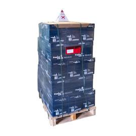 Aktion LDPE Begleitpapiertasche mit Druck DL 240x138mm Lieferschein (PACK=1000 STÜCK) Produktbild