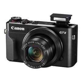 Canon PowerShot G7 X Mark II - Digitalkamera - Kompaktkamera - 20.1 MPix - 1080p / 59.95 BpS - 4.2x Produktbild