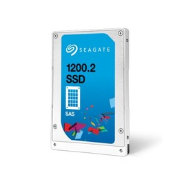 """Seagate 1200.2 SSD ST200FM0143 - Solid-State-Disk - verschlüsselt - 200 GB - intern - 2.5"""" SFF (6.4 cm SFF) Produktbild"""