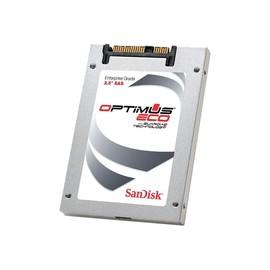"""SanDisk Optimus Eco - Solid-State-Disk - 800 GB - intern - 2.5"""" (6.4 cm) - SAS 6Gb/s Produktbild"""