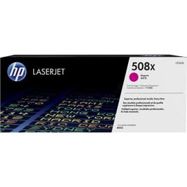 Toner 508X für Color LaserJet Enterprise M550 9500 Seiten magenta HP CF363X Produktbild