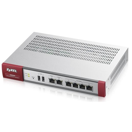 Zyxel USG60 - UTM Bundle - Sicherheitsgerät - mit 1 Jahr AV+IDP, AS, CF - 2 SSL-VPN-Benutzer - GigE Produktbild