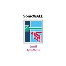 SonicWall Email Anti-Virus Mcafee and SonicWALL Time Zero - Abonnement-Lizenz (3 Jahre) - 1 Server, 750 Benutzer Produktbild