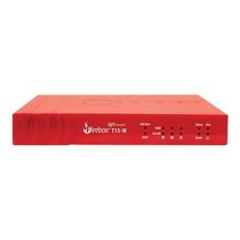 WatchGuard Firebox T15-W - Sicherheitsgerät - mit 3 Jahre Total Security Suite - 3 Anschlüsse - GigE - Produktbild