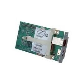 Lexmark MarkNet N8120 - Druckserver - Gigabit Ethernet - für Lexmark B2865, MS725, MS821, MS822, MS825, MS826, Produktbild