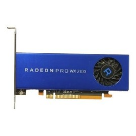 AMD Radeon Pro WX 2100 - Customer Kit - Grafikkarten - Radeon Pro WX 2100 - 2 GB - 2 x Mini DisplayPort, DisplayPort Produktbild
