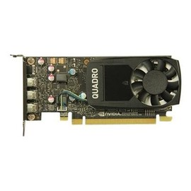 NVIDIA Quadro P400 - Grafikkarten - Quadro P400 - 2 GB GDDR5 Low-Profile - 3 x Mini DisplayPort - für Precision Tower Produktbild