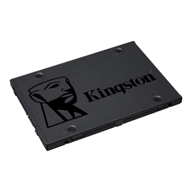"Kingston SSDNow A400 - Solid-State-Disk - 240 GB - intern - 2.5"" (6.4 cm) - SATA 6Gb/s Produktbild"