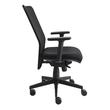 Drehstuhl Solid 2 VSDS2 mit Armlehnen schwarz BestStandard Produktbild Additional View 1 S