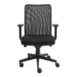 Drehstuhl Solid 2 VSDS2 mit Armlehnen schwarz BestStandard Produktbild Additional View 3 S