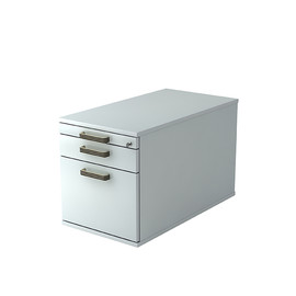 Rollcontainer TC20 SG 42,8x51,2x80cm Korpus/Front grau BestStandard Produktbild