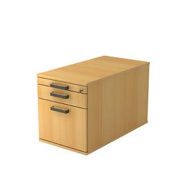 Rollcontainer TC20 SG 42,8x51,2x80cm Korpus/Front buche BestStandard Produktbild