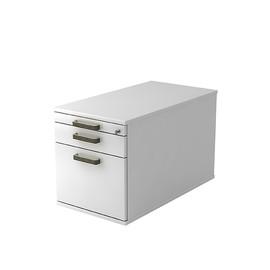 Rollcontainer TC20 SG 42,8x51,2x80cm Korpus/Front weiß BestStandard Produktbild