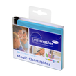 Folien Haftnotizen Magic Chart Notes 10x10cm blau Legamaster 7-159510 (PACK=100 BLATT) Produktbild