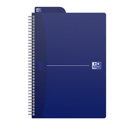 Collegeblock Oxford Office Essentials B5 punktkariert 90 Blatt 90g Optik Paper weiß sortiert 400090614 Produktbild