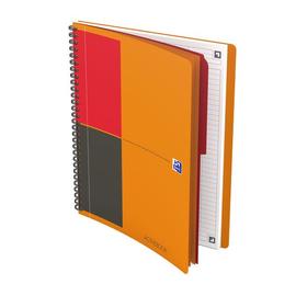 Activebook Oxford Connect B5 liniert 80 Blatt 90g Optik Paper weiß 400080787 Produktbild