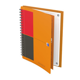 Meetingbook Oxford Connect B5 liniert 80 Blatt 90g Optik Paper weiß 400080789 Produktbild