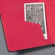 Notizbuch CONCEPTUM Red Edition Hard- cover kariert A4 213x295mm 194 Seiten schwarz/ rot Hardcover Sigel CO660 Produktbild Additional View 6 S